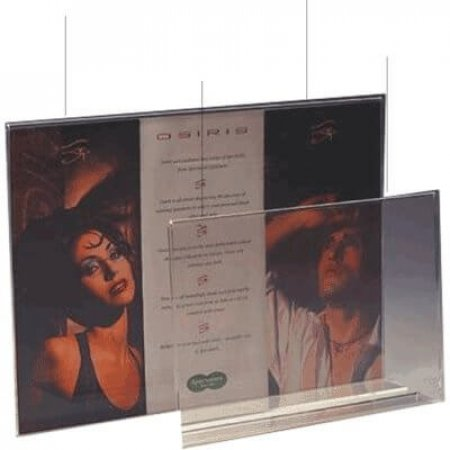 Acrylic Landscape Poster Holders
