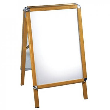 Snap Frame A-board - Pine