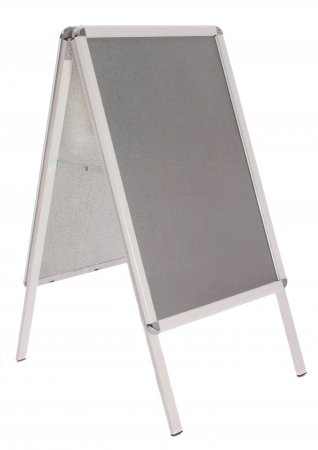 Snap Frame A-board -  White