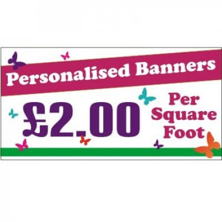 Banners Digitally Printed