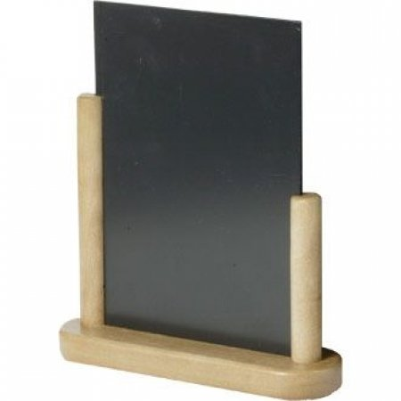 Beech Table Top Chalkboard 100 x 150mm