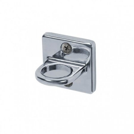 Polished Chrome Wall Plate