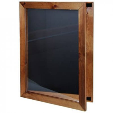Hinged Wooden Poster Frame