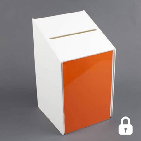 Floor Standing Ballot Box