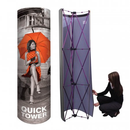 Exhibition Pop-Up Tower