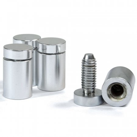 Stand Off Fixings - Stainless Steel