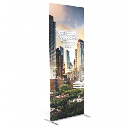 Stretch Fabric Economy Stand 1000 (Double-Sided)