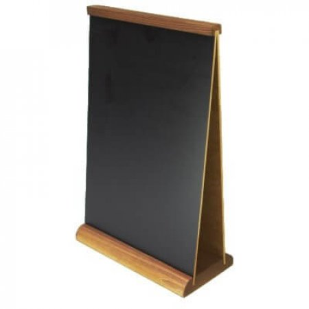 Double Sided Table Top Black Board