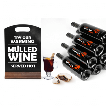 Christmas Mulled Wine Display Kit