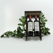 Christmas Wine Display Merchandising Kit