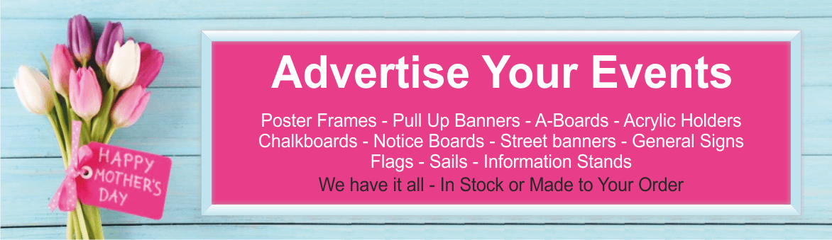A-boards & Pavement Signs