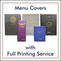 Menu Covers