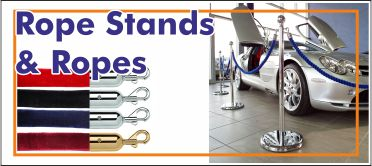Ropes & Stands